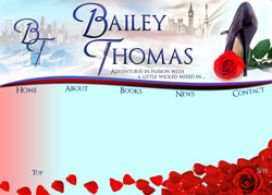 Bailey Thomas Author